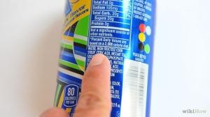 cek label makanan dan minuman yang dibeli, utamanya kadar fruktosanya.